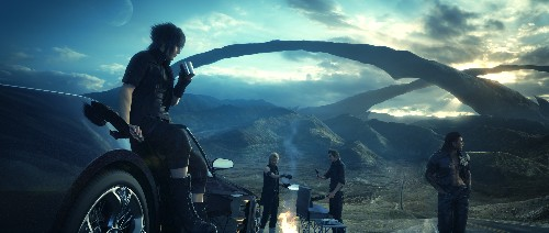 Final Fantasy XV's mobile strategy spinoff launches today