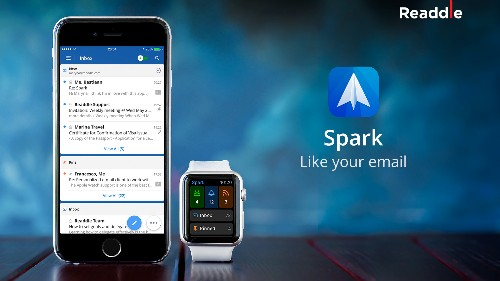 Spark for iPhone is a fast, smart way to manage your email