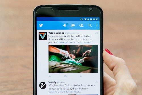 Twitter article previews now auto-expand on mobile devices