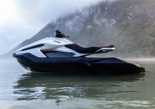 Taiga Motors' Orca is a $24,000 electric watercraft with a two-hour battery