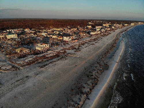 Climate change and the coming coastal real estate crash