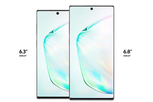 Leaked Samsung marketing materials confirm two Note 10 sizes, prices, and new S Pen features