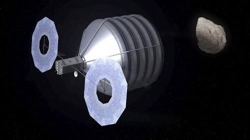 NASA will begin work on asteroid capture mission this year