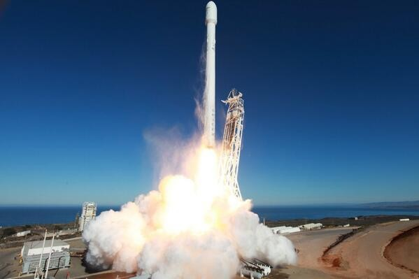 With latest SpaceX launch, Musk says he has 'all pieces of the puzzle' for reusable rocket