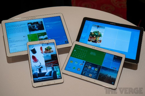 Samsung launches Galaxy TabPro and NotePro tablets, including 12.2-inch models