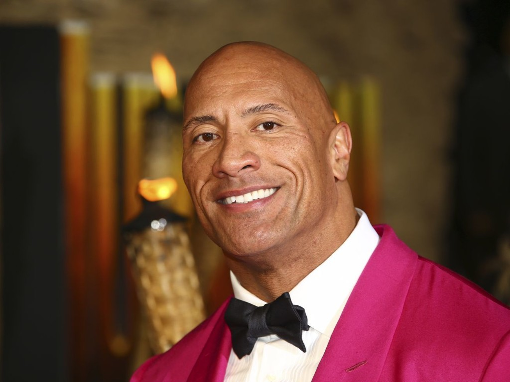 We need to talk about how Dwayne 'The Rock' Johnson almost played Willy Wonka