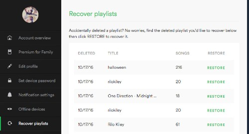 How to make the most of Spotify playlists