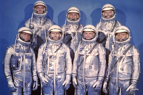 The right stuff: inside the race to be the first American in space