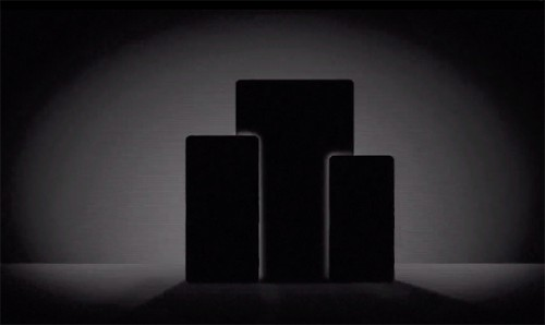 Sony teases new Compact tablet and smartphone to accompany next week's flagship Xperia launch