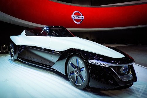 The far-out concepts of Tokyo Motor Show