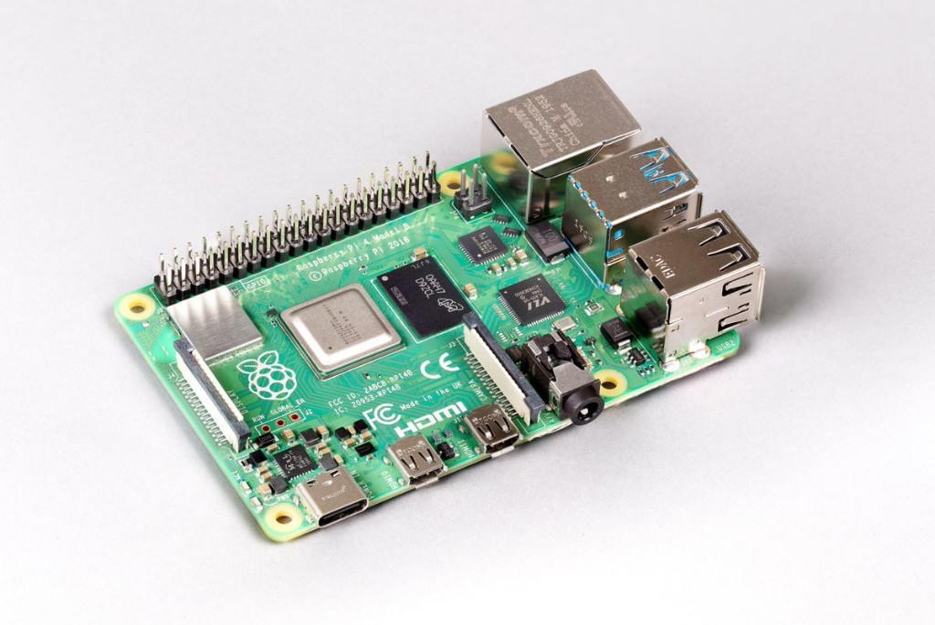 The most powerful Raspberry Pi now has 8GB of RAM