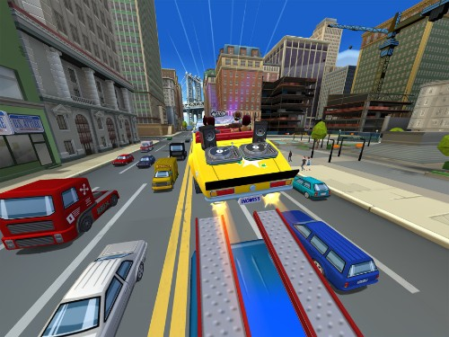 Free 'Crazy Taxi' sequel coming to iOS and Android later this year
