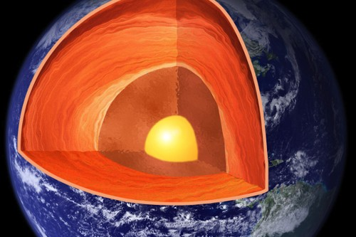 It's getting hot in here: Earth's core is 1,000 degrees warmer than experts thought