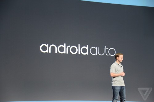 Android Auto is getting wireless support and 'OK Google' commands