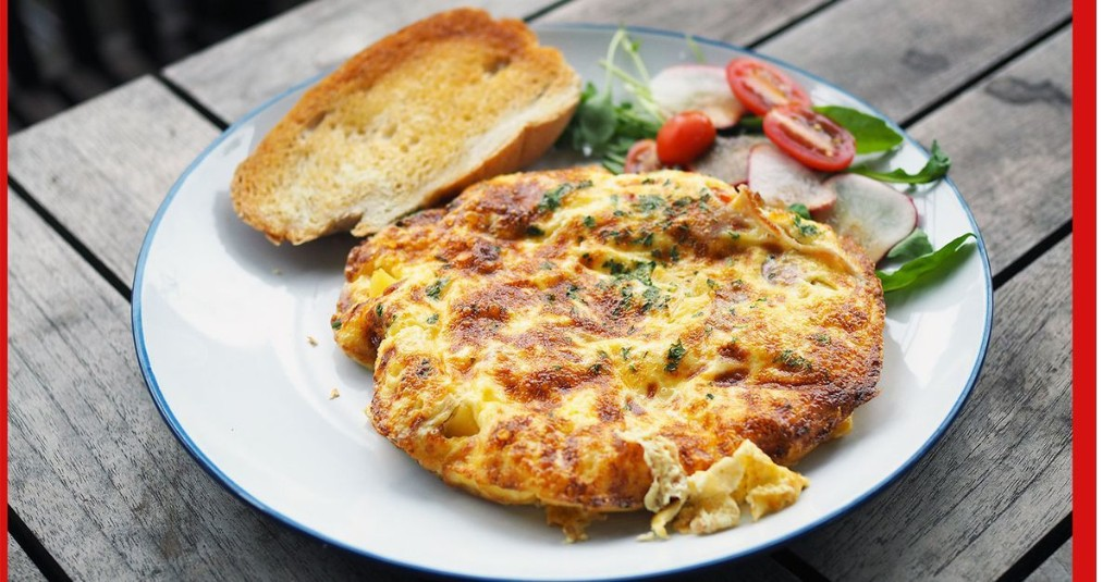 Turn Everything Into a Frittata