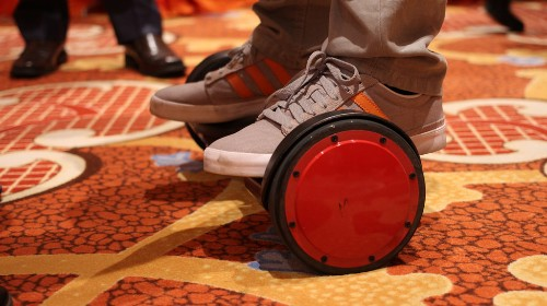 Segway is suing popular 'hoverboard' makers for patent infringement