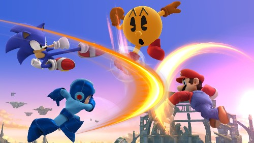 'Super Smash Bros.' is finally in your pocket, and it's still fantastic