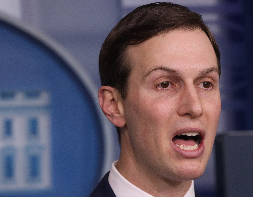Jared Kushner's ventilator remarks contradicted a government website. Hours later, the site was changed.