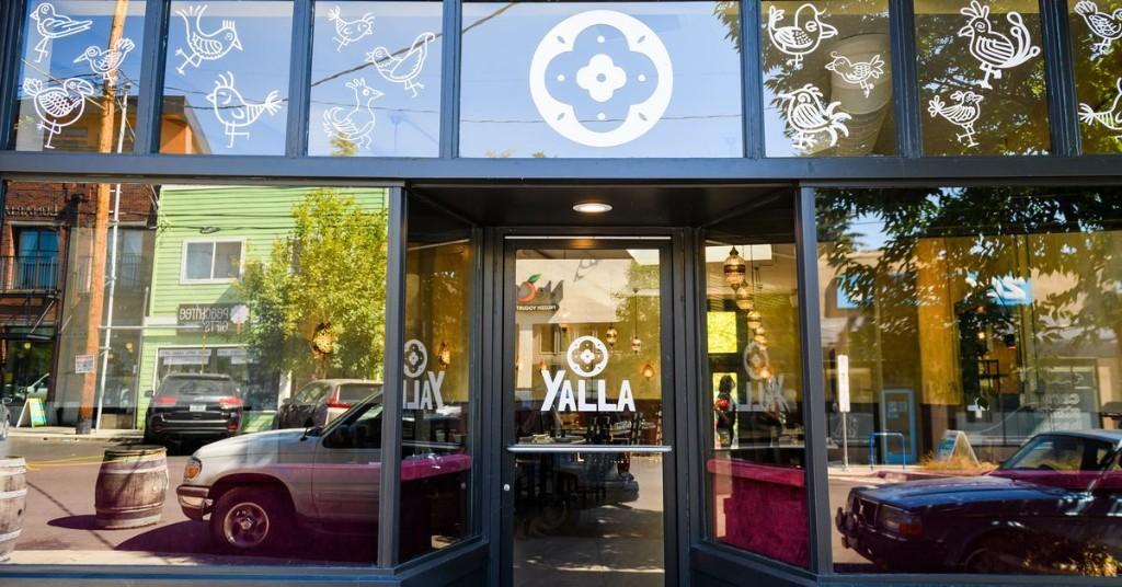 Inside Yalla, Sesame Collective's First Restaurant Since the Toro Bravo Split