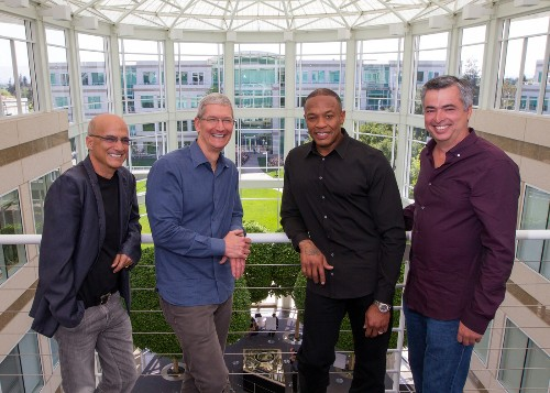 Apple confirms it's buying Beats for $3 billion