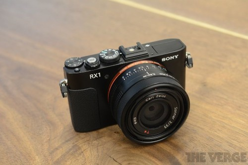Sony RX1 review: shooting like a pro with a pocket-sized camera