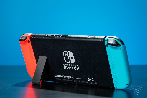 The Nintendo Switch is now capable of saving your credit card info