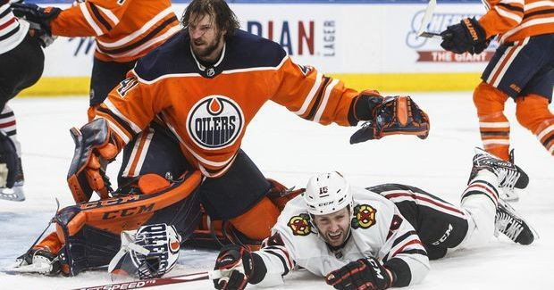 Oilers Playoff Preview: Chicago Play-In Series