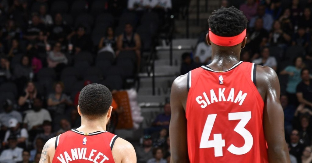 With a core of OG, Fred, and Pascal, the future of the Raptors is here