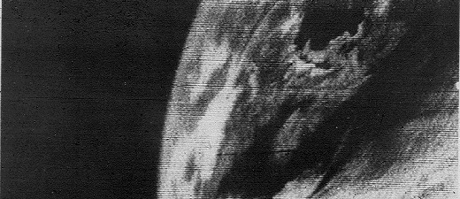 See imagery of the Earth from the first weather satellite, taken 53 years ago