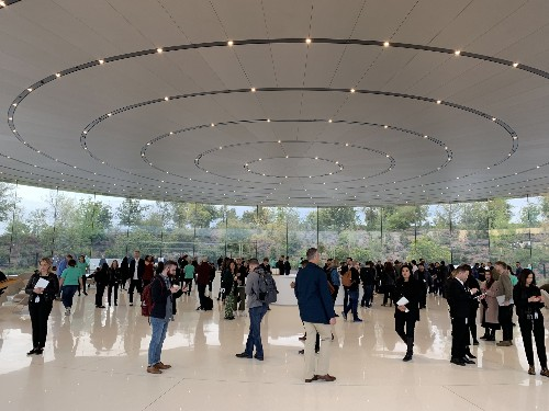 Apple event live blog: news and updates from the 'show time' keynote