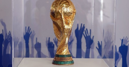 The World Cup trophy is really lame
