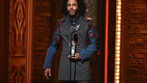 Daveed Diggs on How to Get by Till You Win a Tony Award