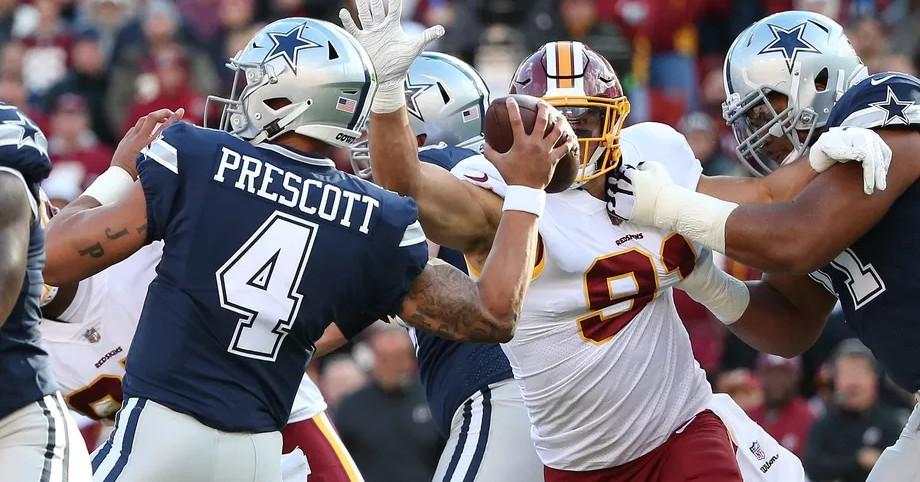 Washington vs Dallas Week 7: Five Questions with Blogging the Boys
