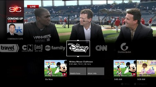 Sling TV launches on Xbox One today, and you can try it free for a month