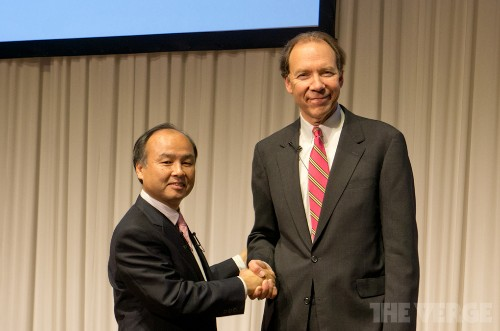 Sprint and SoftBank promise not to use Chinese networking equipment, says lawmaker