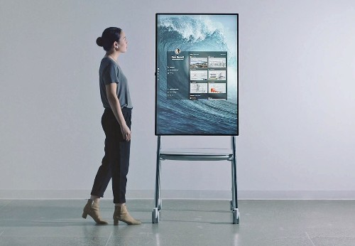 Microsoft cancels Surface Hub 2X launch, promises 'major' software update instead