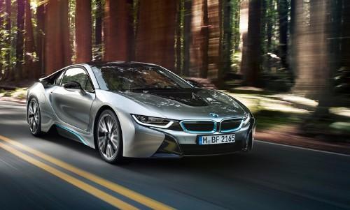 BMW unveils the production i8, a hybrid supercar to challenge Porsche and Ferrari