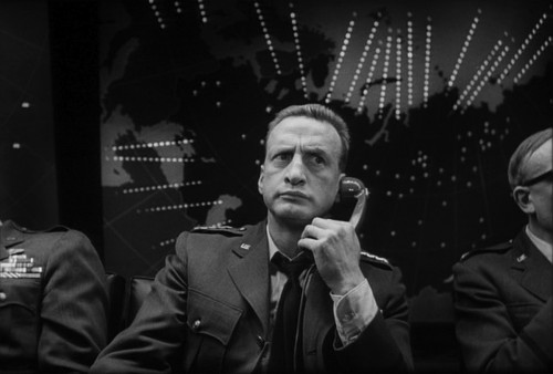 Stanley Kubrick reportedly considered a 'Dr. Strangelove' sequel directed by Terry Gilliam