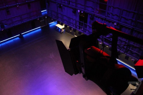 Step into the Cube: Virginia Tech's giant virtual reality room