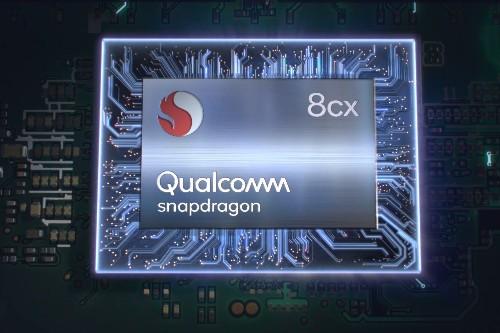 Qualcomm announces the Snapdragon 8cx, an 'extreme' processor for Windows laptops