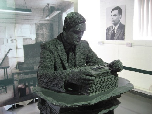 Father of computer science Alan Turing issued royal pardon 59 years after his death