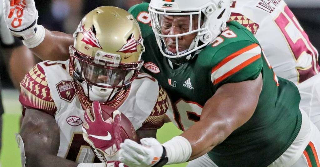 Offensive observations from Florida State's blowout loss to Miami