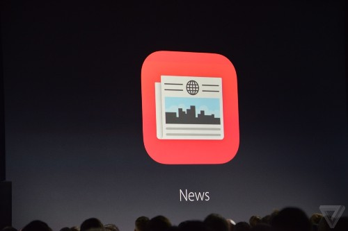Apple News looks like Flipboard and replaces Newsstand on your iPhone or iPad