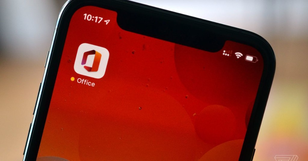 Microsoft's new Office app for iOS and Android combines Word, Excel, and PowerPoint