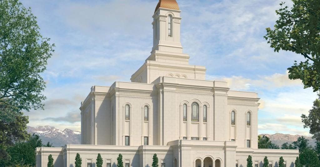 Church releases renderings for 3 temples, including 2 in Utah