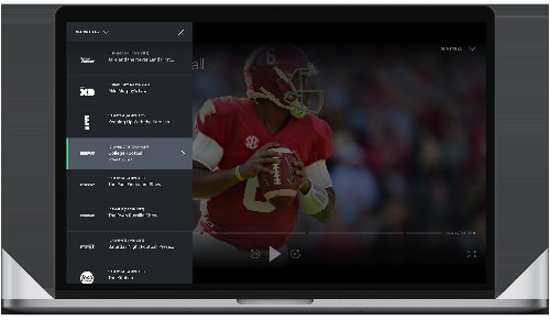 Hulu adds a simple, straightforward channel guide to live TV on the web