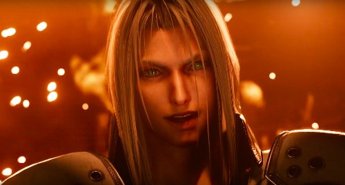 Final Fantasy VII Remake's new trailer shows off combat, Tifa, and Sephiroth