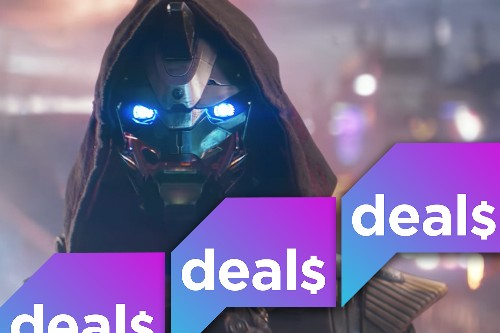 Destiny 2 bundle discounts and more of the week's best game deals