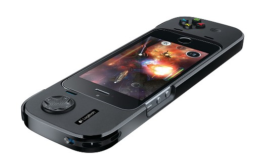 First iPhone game controllers take iOS back to the future