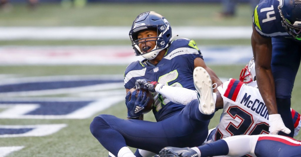 An All-22 analysis of the Seahawks' first half offense vs. the Patriots